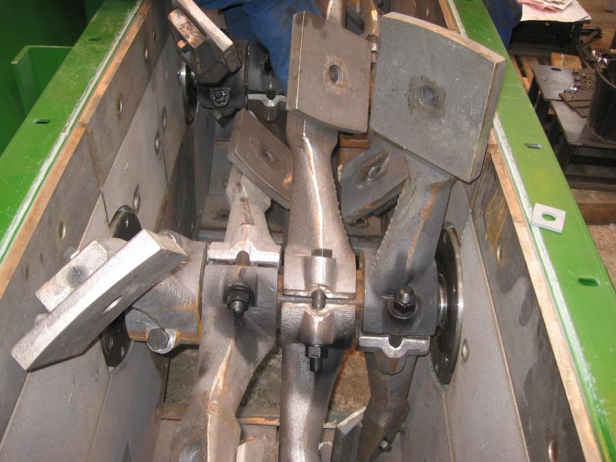 pugmill mixers